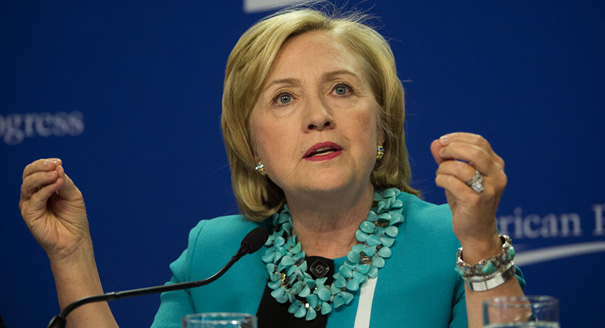 The Awful Implications of Hillary's Candidacy