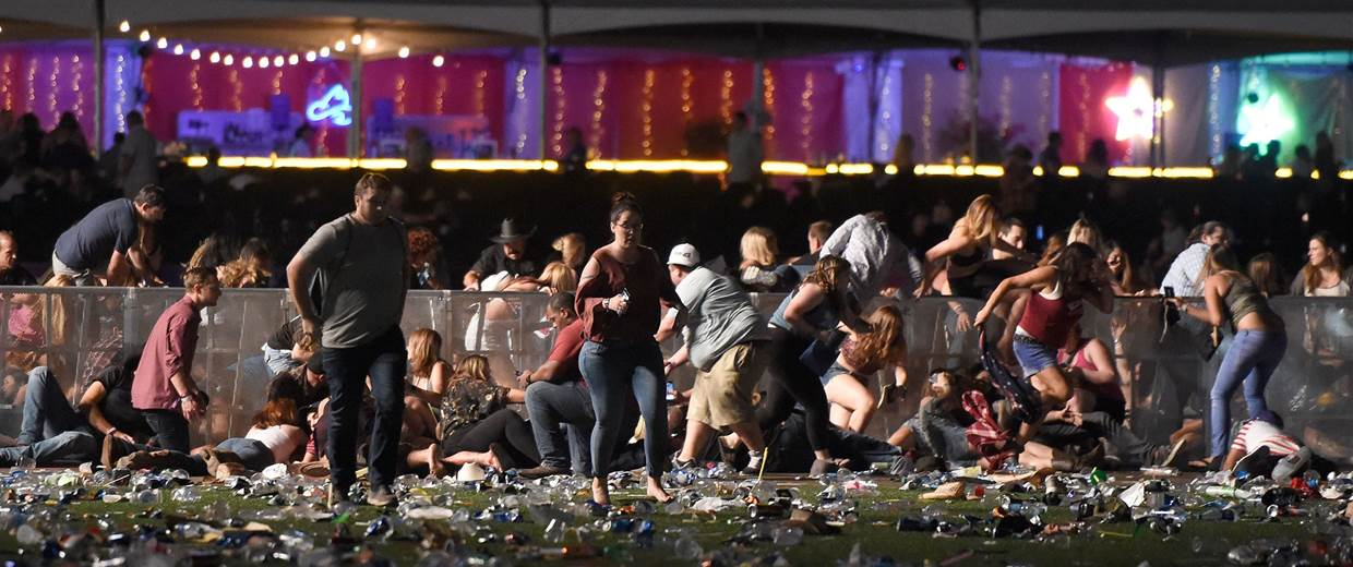 Will the Timeline of the Vegas Shooting Ever Stabilize?
